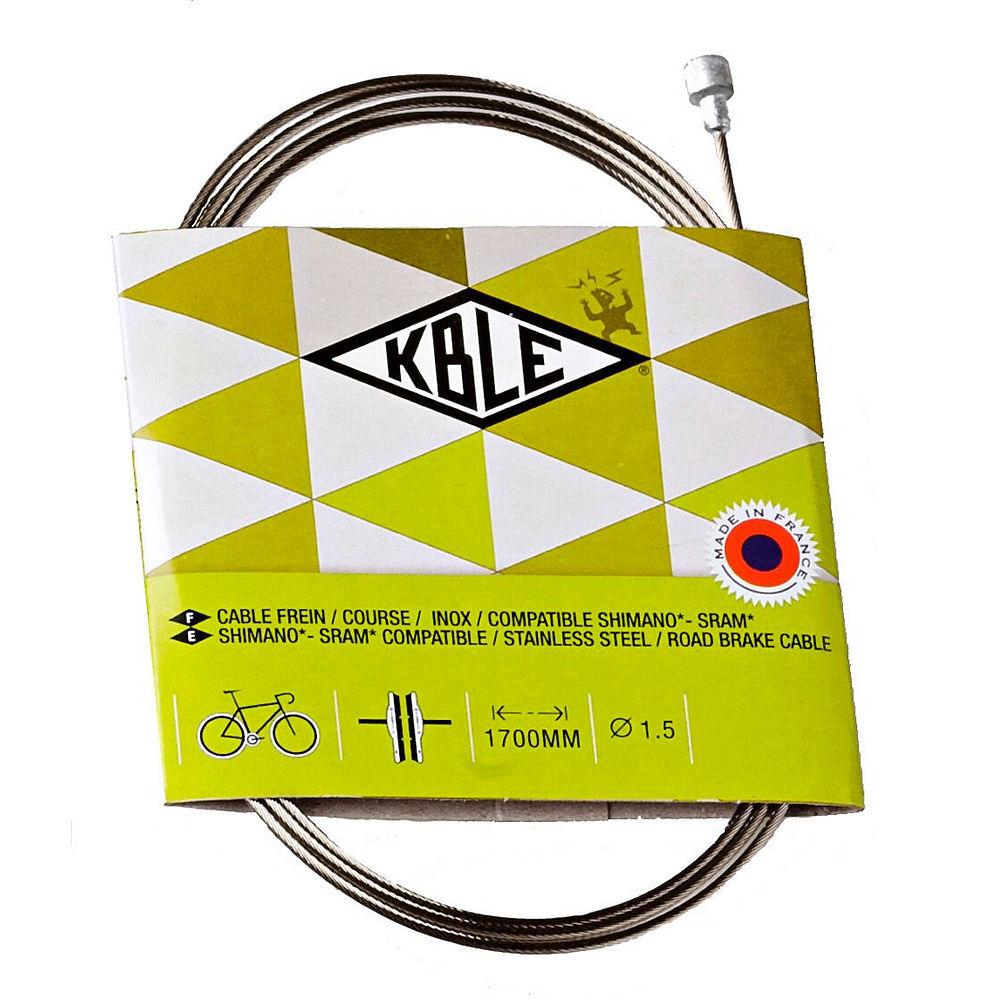 Cable interno de freno de carretera Transfil Shimano Tandem - Plata, Plata