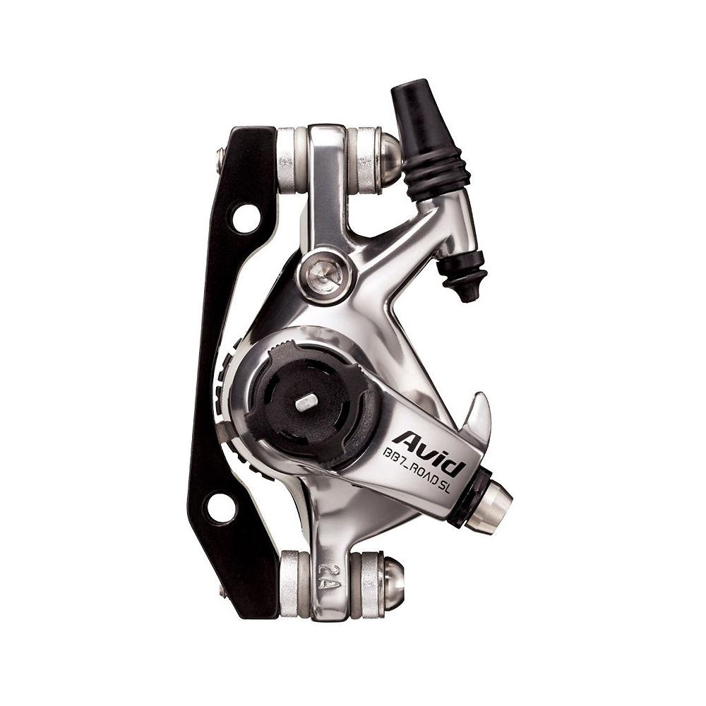 Avid Bb7 Road Sl Mechanical Disc Brake - Falcon Grey Anodized - Front Or Rear  Falcon Grey Anodized