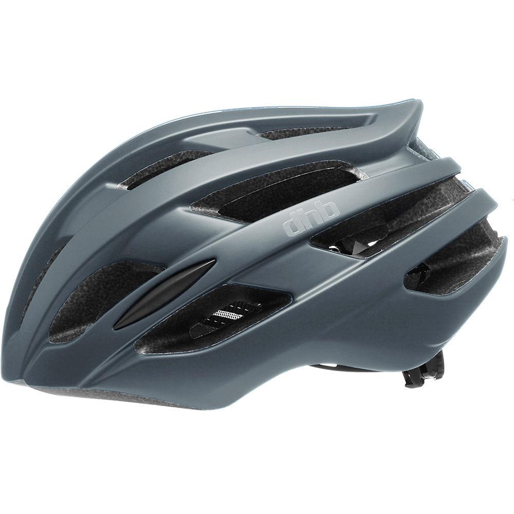 Dhb R2.0 Road Helmet - Grey - M/l  Grey