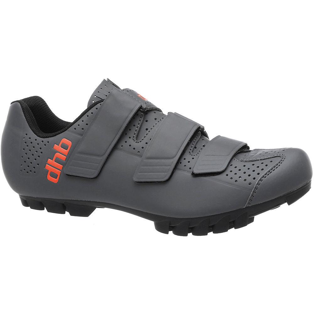 Dhb Troika Mtb Shoe - Grey - Eu 41  Grey