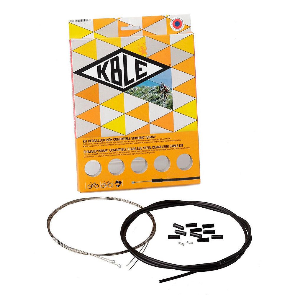 Image of Câble K.ble Shimano Transfil - Noir - One Size, Noir