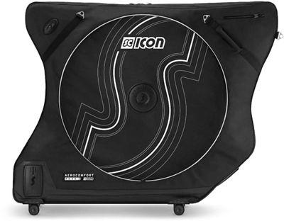 Bolsa de viaje de bici Scicon AeroComfort 3.0 TSA - Negro - Triathlon