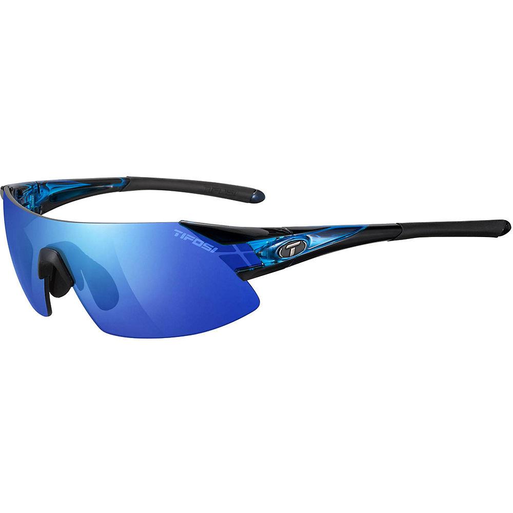 Tifosi Eyewear Podium Xc Crystal Blue Sunglasses 2018  Blue