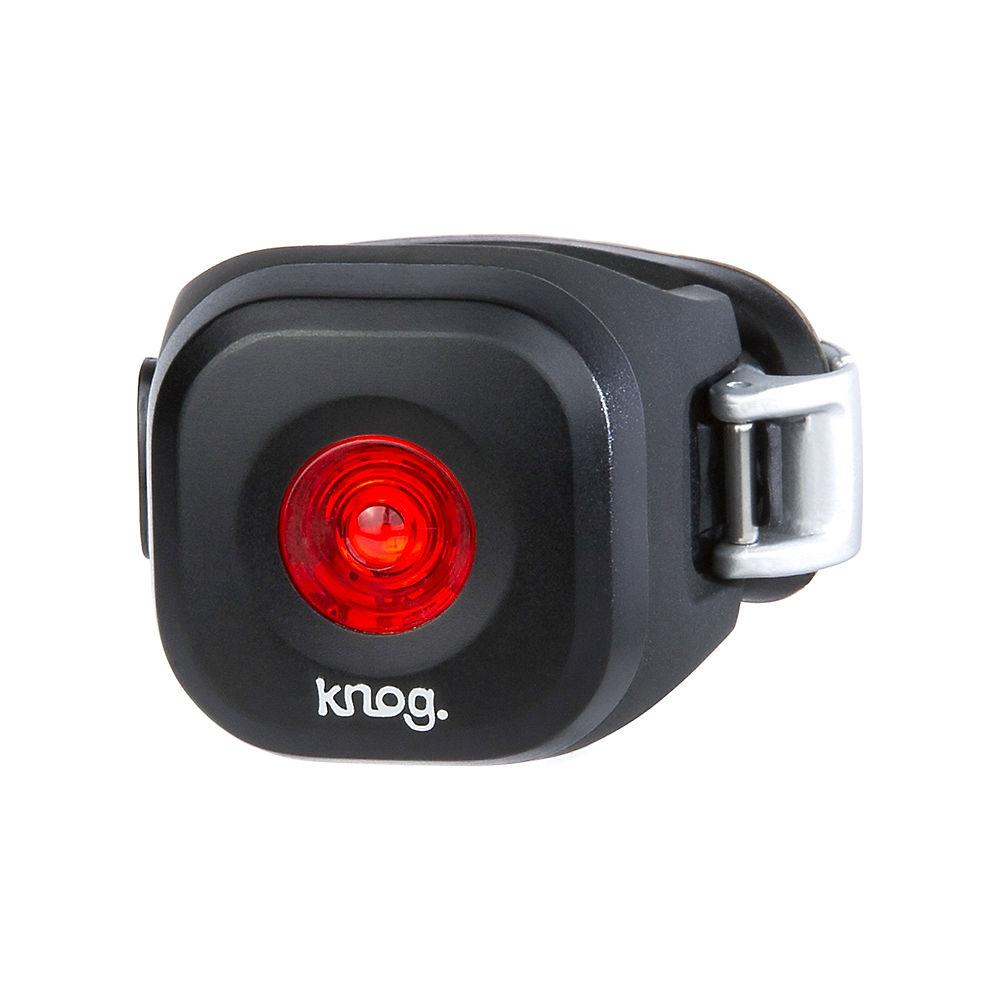 Image of Eclairage arrière Knog Blinder Mini Dot - Noir, Noir