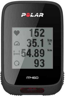 GPS Polar M460 - heart rate monitor
