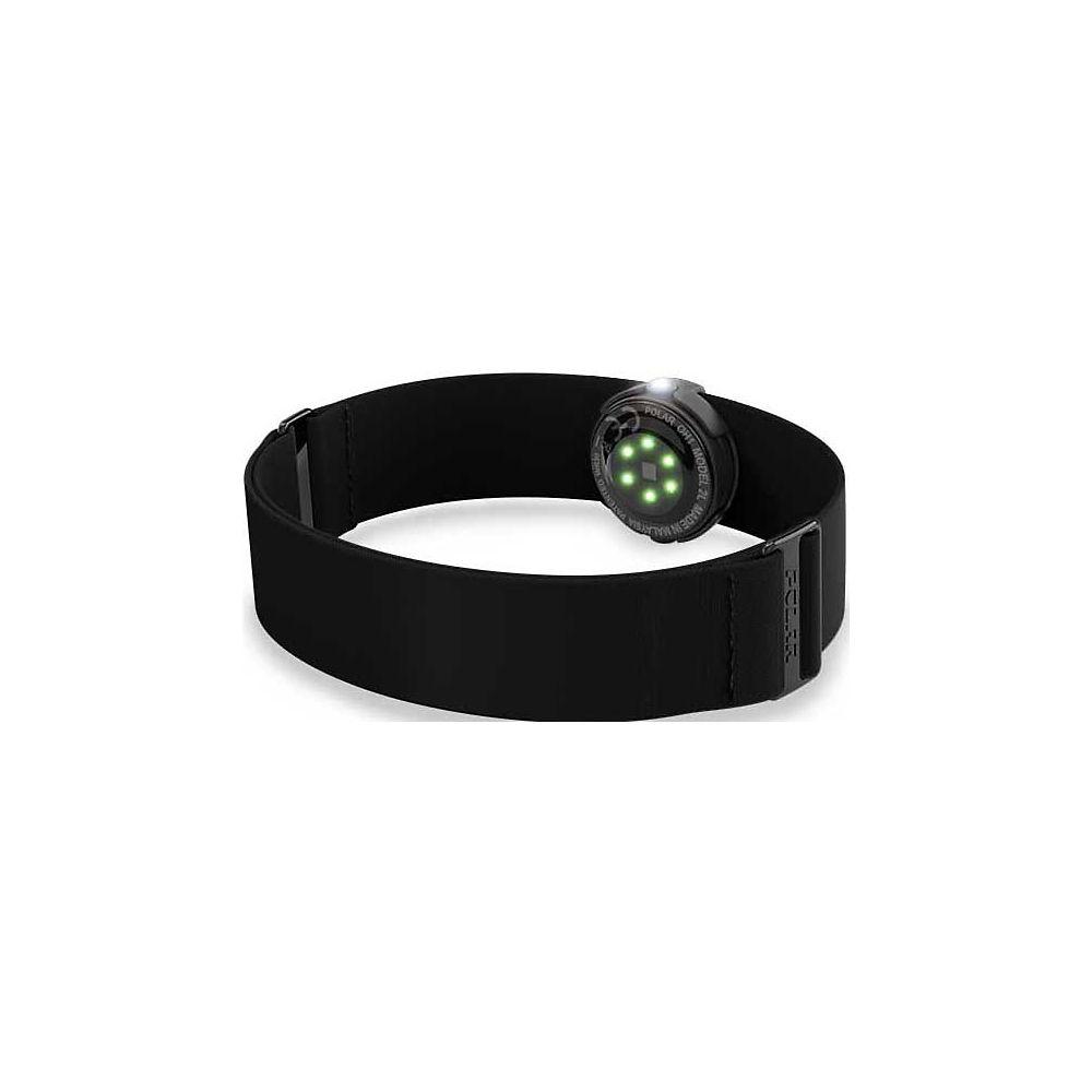 Polar Oh1 Armband (spare) 2017 - Black  Black