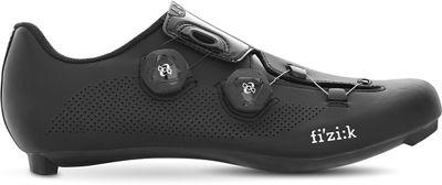 Zapatillas de carretera Fizik R3 Aria - Negro/Negro - EU 36.5, Negro/Negro