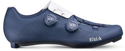 Zapatillas de carretera Fizik R3 Aria - Navy-White - EU 46, Navy-White