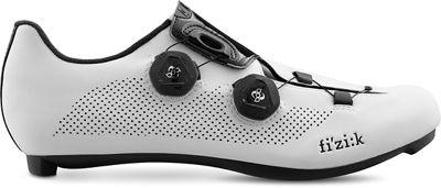 Zapatillas de carretera Fizik R3 Aria - Blanco-Negro - EU 41, Blanco-Negro