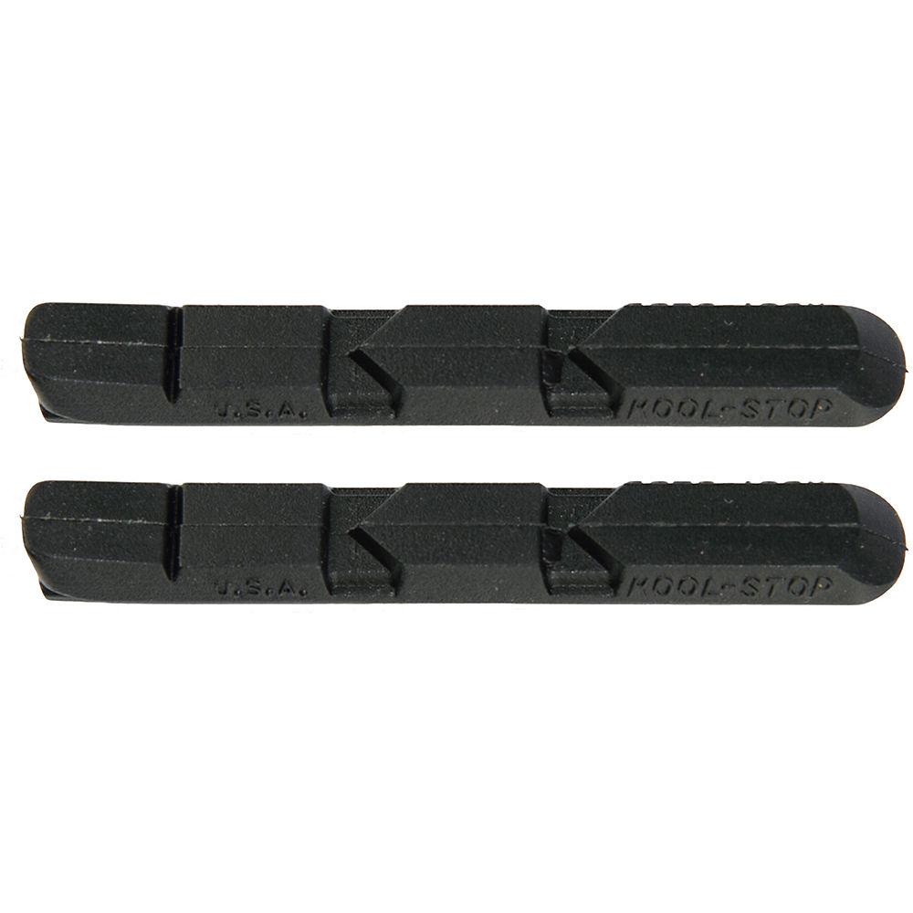 Image of Inserts de frein V-brake Kool Stop standard - Noir - One Size, Noir