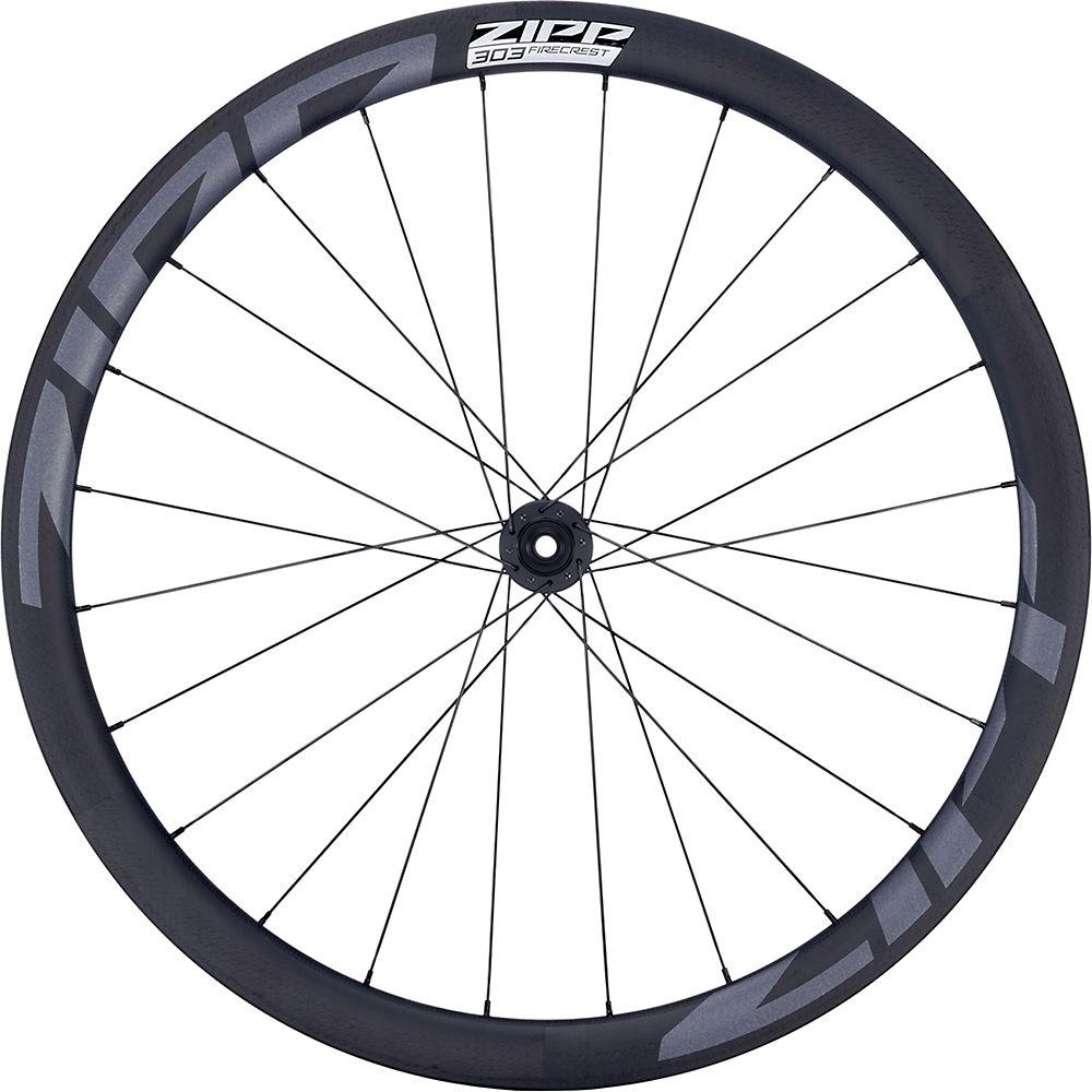 Zipp 303 Firecrest Clincher Db Front Wheel 2019 - Black - 700c  Black