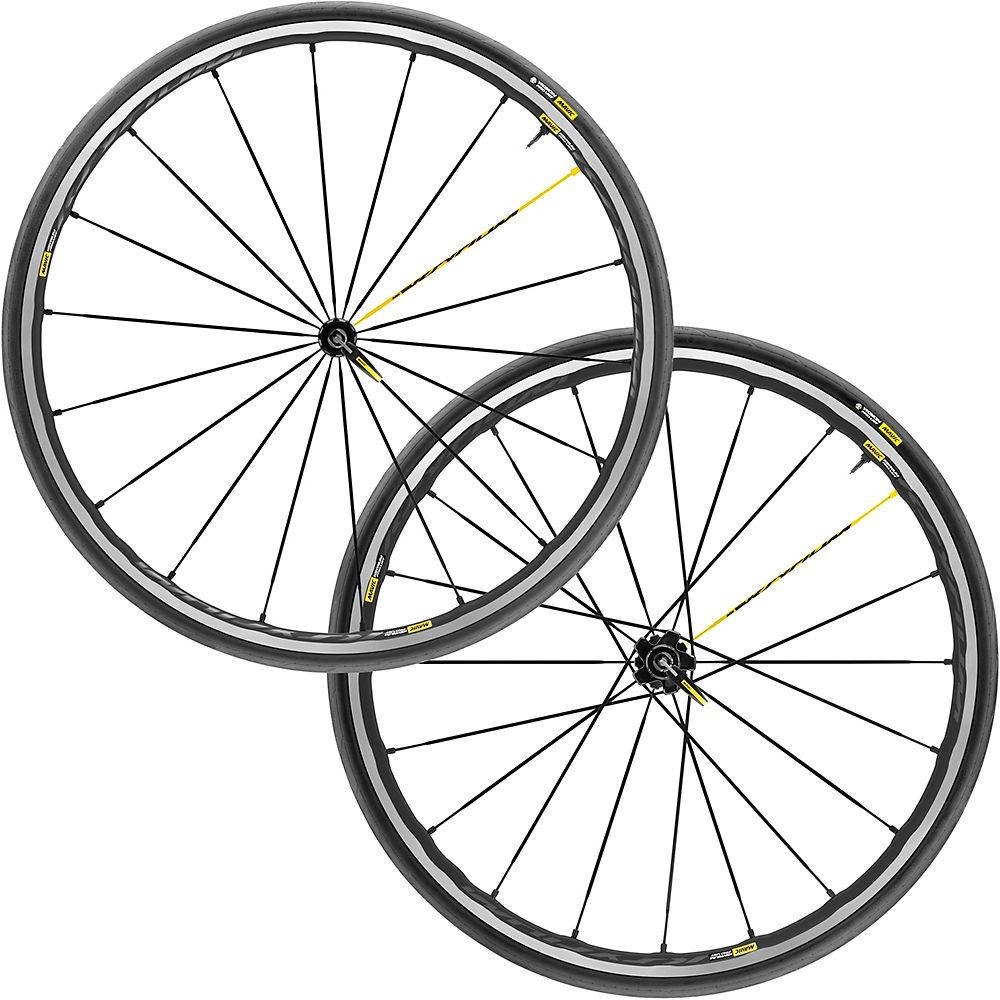 Mavic Ksyrium Pro Road Wheelset (UST) 2020 - Black - 700c, Black