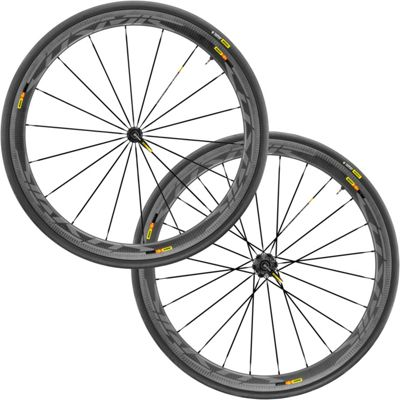 Road carbon wheels set Mavic Cosmic Pro SL (UST) 2018