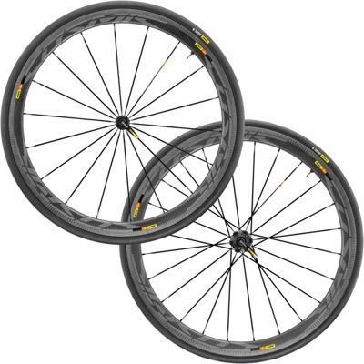 Juego de ruedas de carbono de carretera Mavic Cosmic Pro SL (UST) 2018