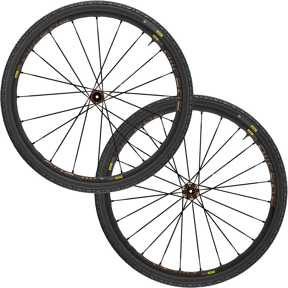 Mavic AllRoad Pro Road Disc Wheelset 2019