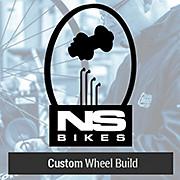 NS Bikes Custom MTB Rear Wheel