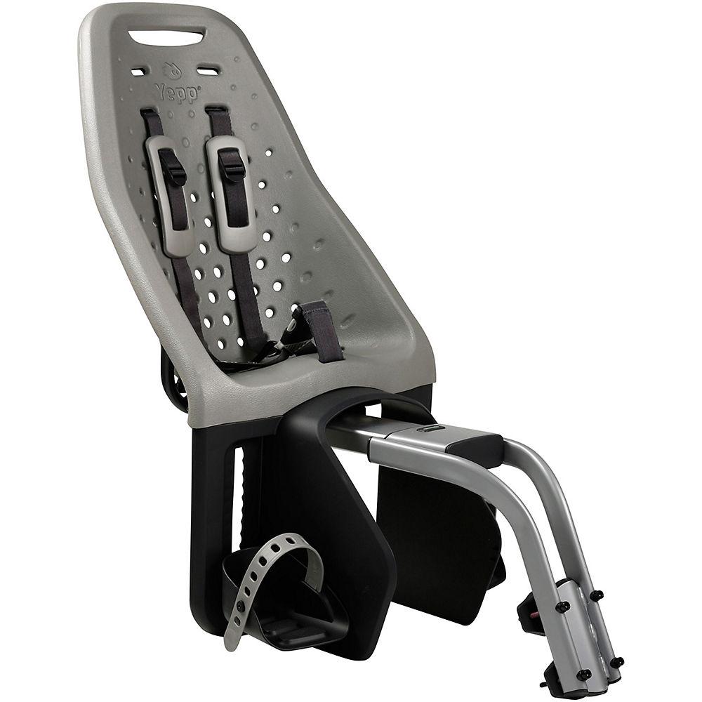 Thule Yepp Maxi Rear Child Seat - Seat Post - Silver  Silver