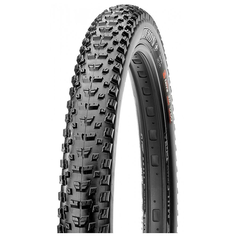 Maxxis Rekon+ Folding MTB Tyre - Black - EXO/TR, Black