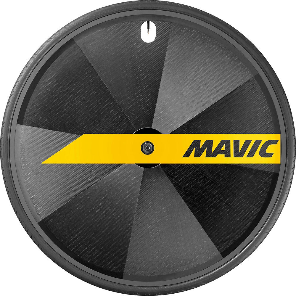 Mavic Comete Tubular Road Disc Wheel (WTS) 2019