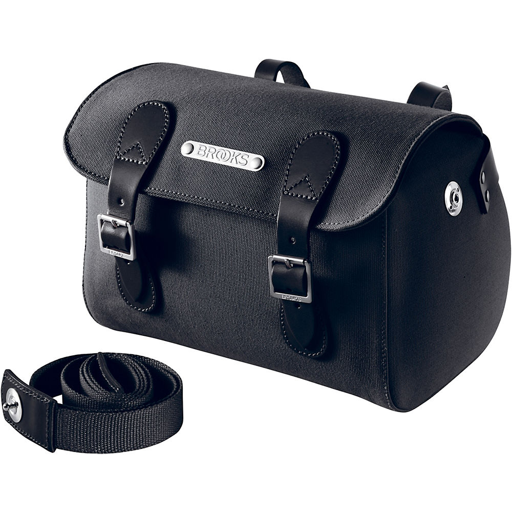 Brooks England Millbrook Saddle Bag – Black – One Size, Black