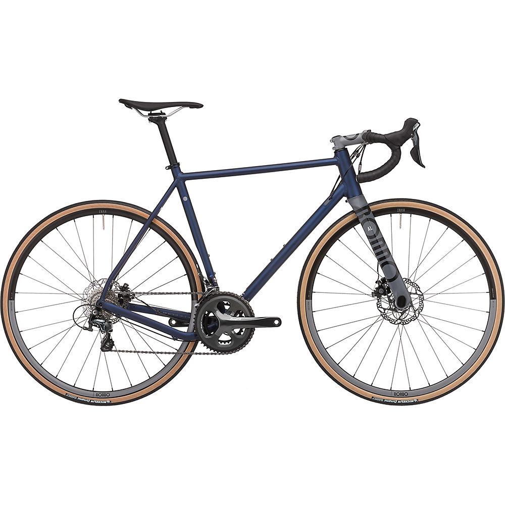 Image of Vélo de route Rondo HVRT AL 2019 - Bleu/Gris