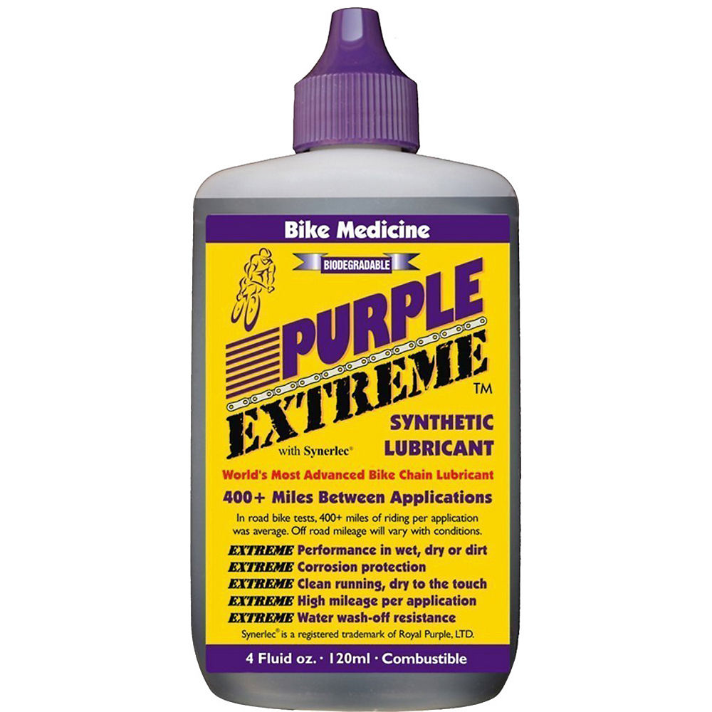 Purple Extreme Synthetic Lubricant - 120ml