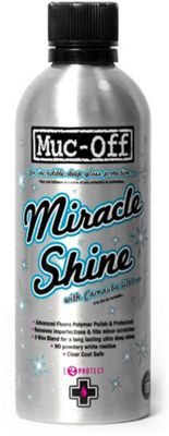 Abrillantador Muc-Off Miracle Shine AW17