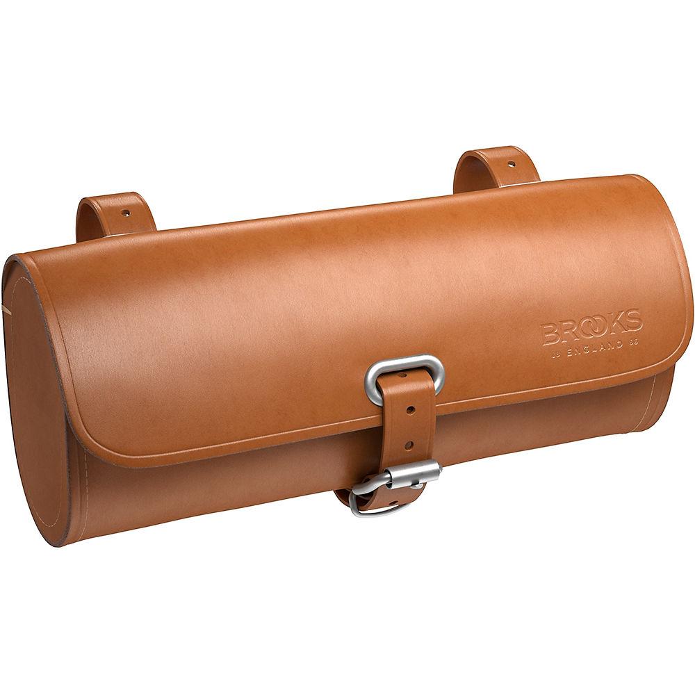 Brooks England Challenge Tool Saddle Bag - Honey - One Size  Honey
