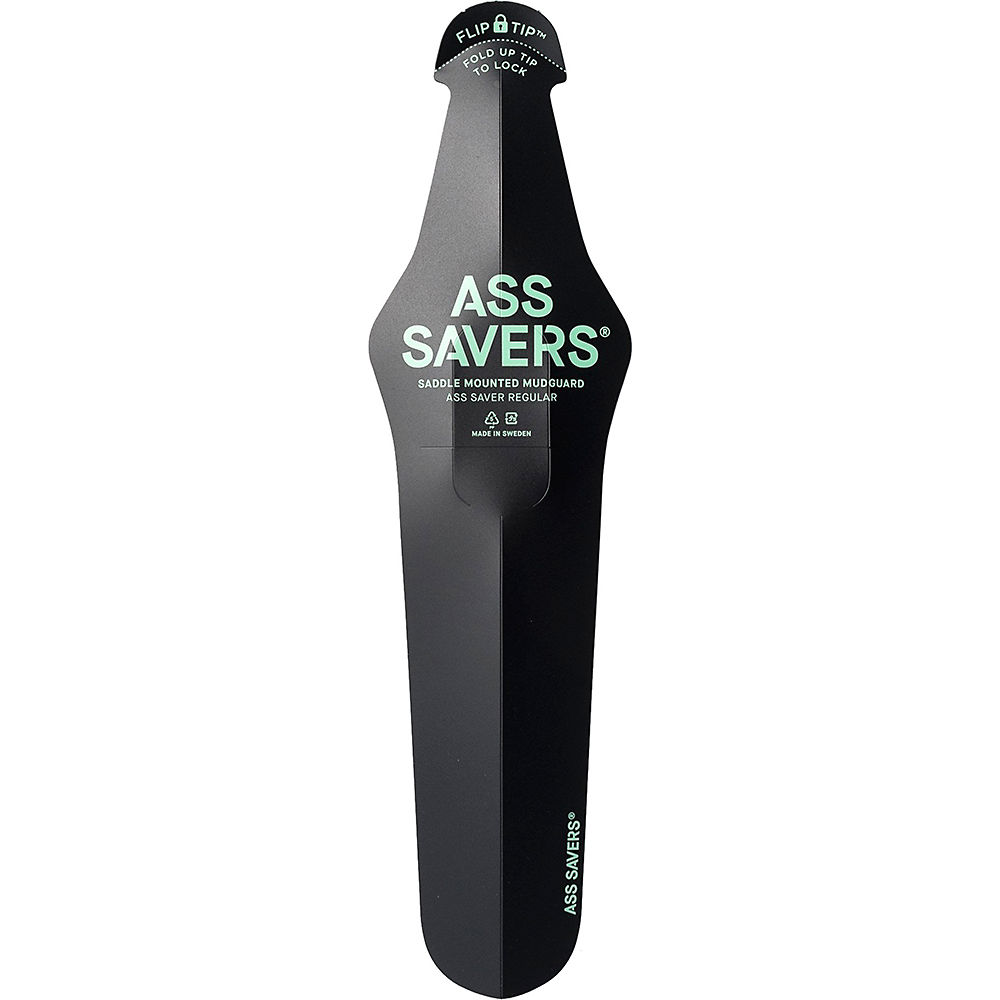 Image of Garde-boue Ass Saver (regular) - Noir