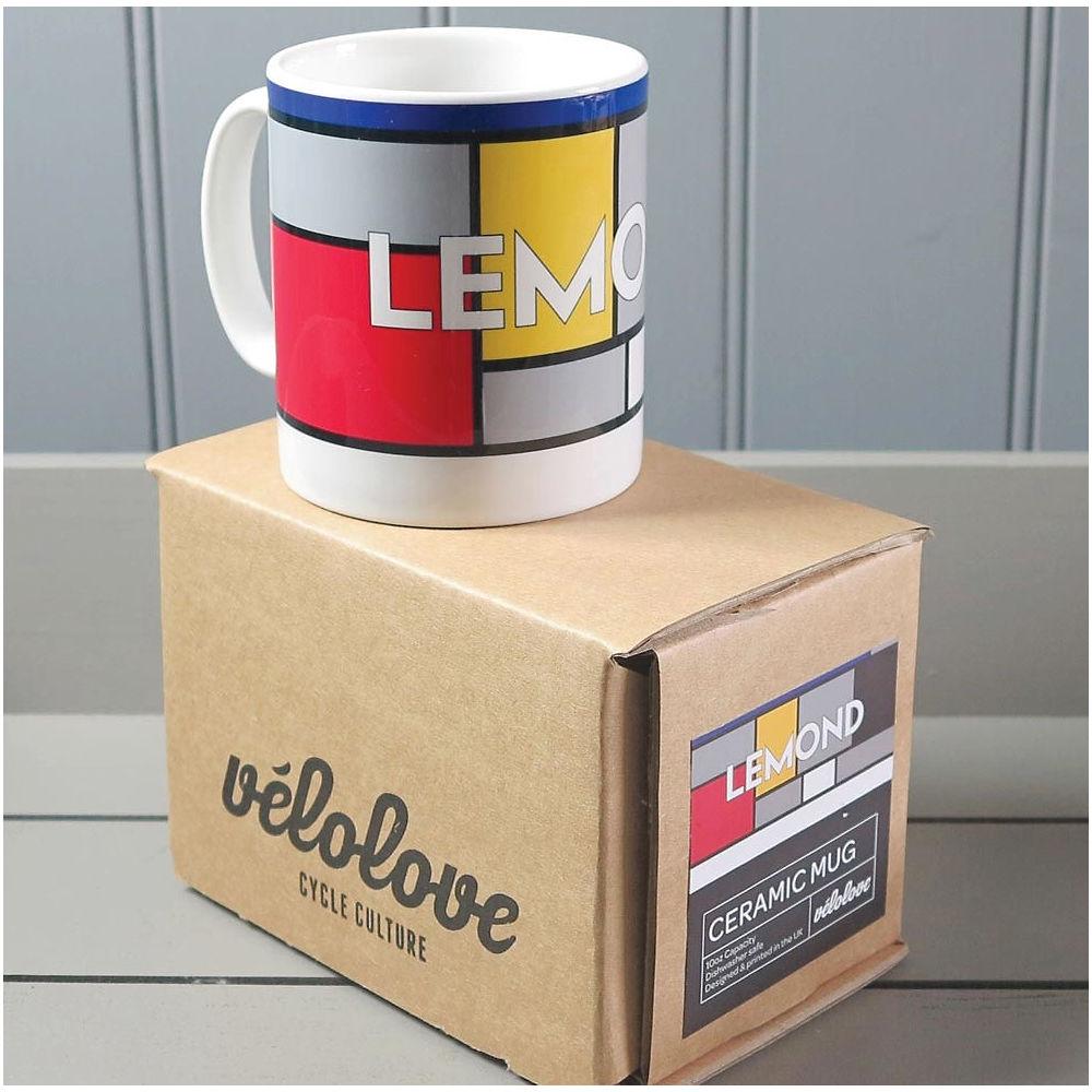 Image of Tasse Velolove Lemond La Vie Claire 2017, n/a