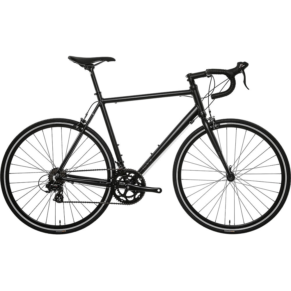 Brand-x Road Bike - Black - Xl  Black
