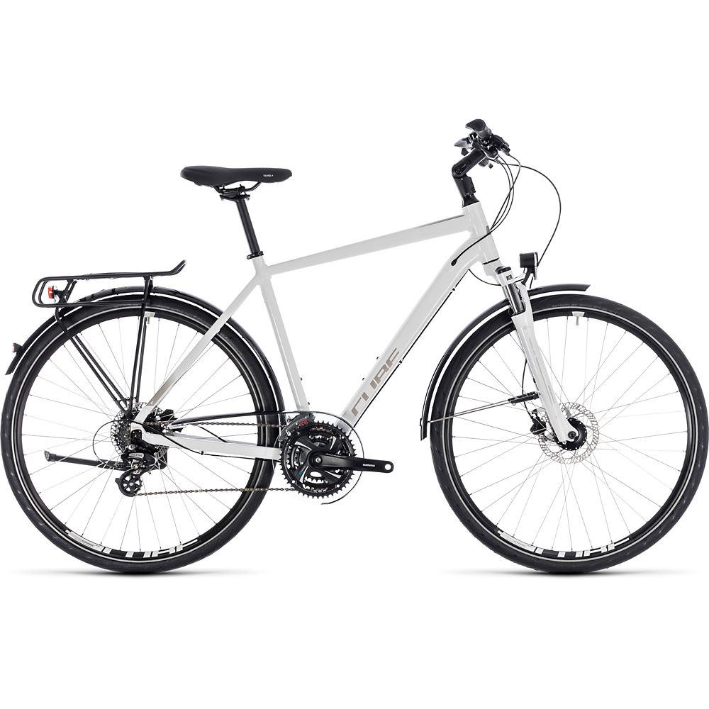 Bicicleta de carretera Cube Touring Pro 2018