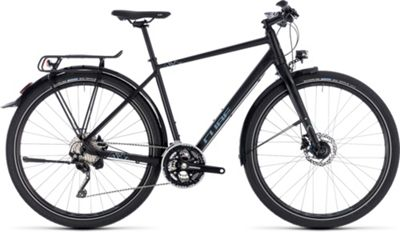 Bicicleta de carretera Cube Travel EXC Touring 2018