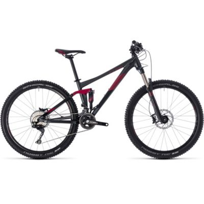 Cube Sting WS 120 Pro Suspension Bike 2018