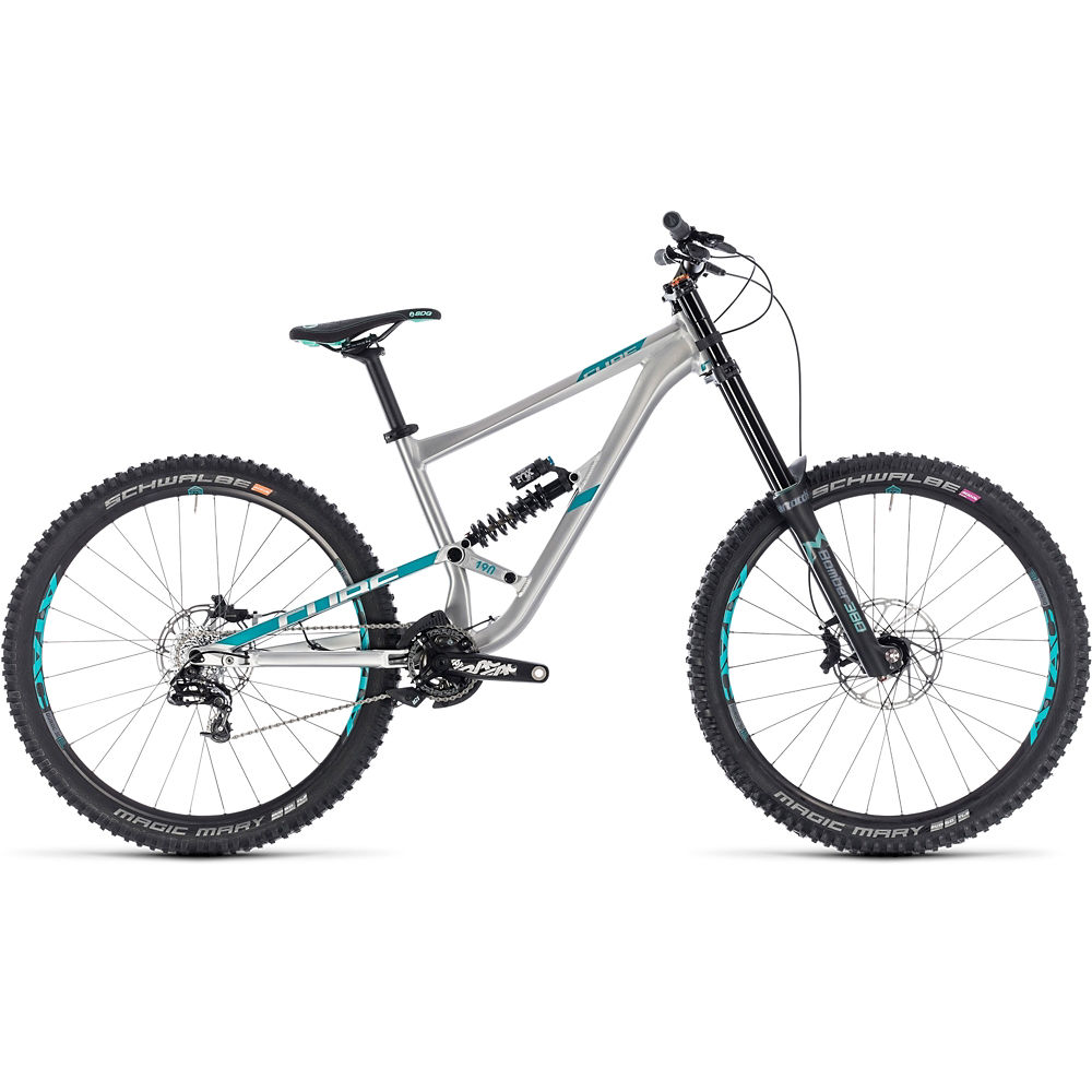 Cube Hanzz 190 SL 27.5 Suspension Bike 2018