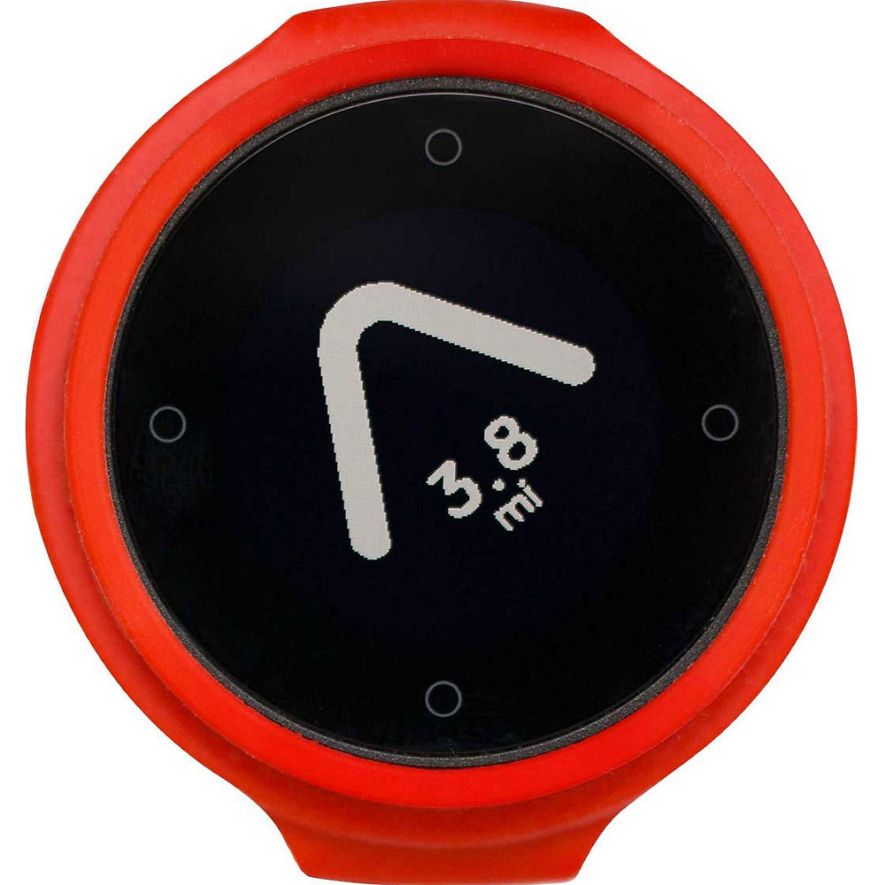 Image of Compteur Beeline Smart Navigation Compass w'Ride 2017 - Hot Coal Red