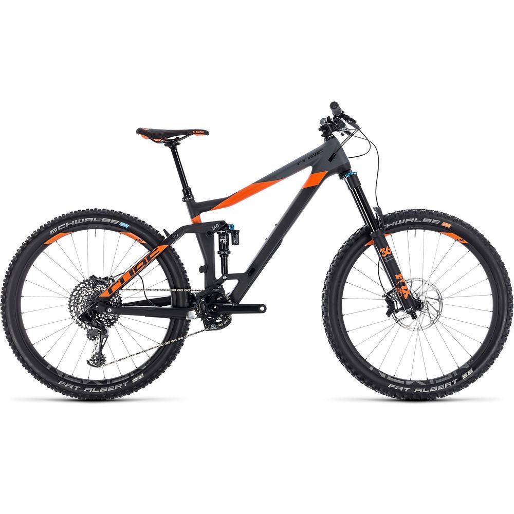 Bicicleta de suspensión Cube Stereo 160 C:62 TM 27,5 2018