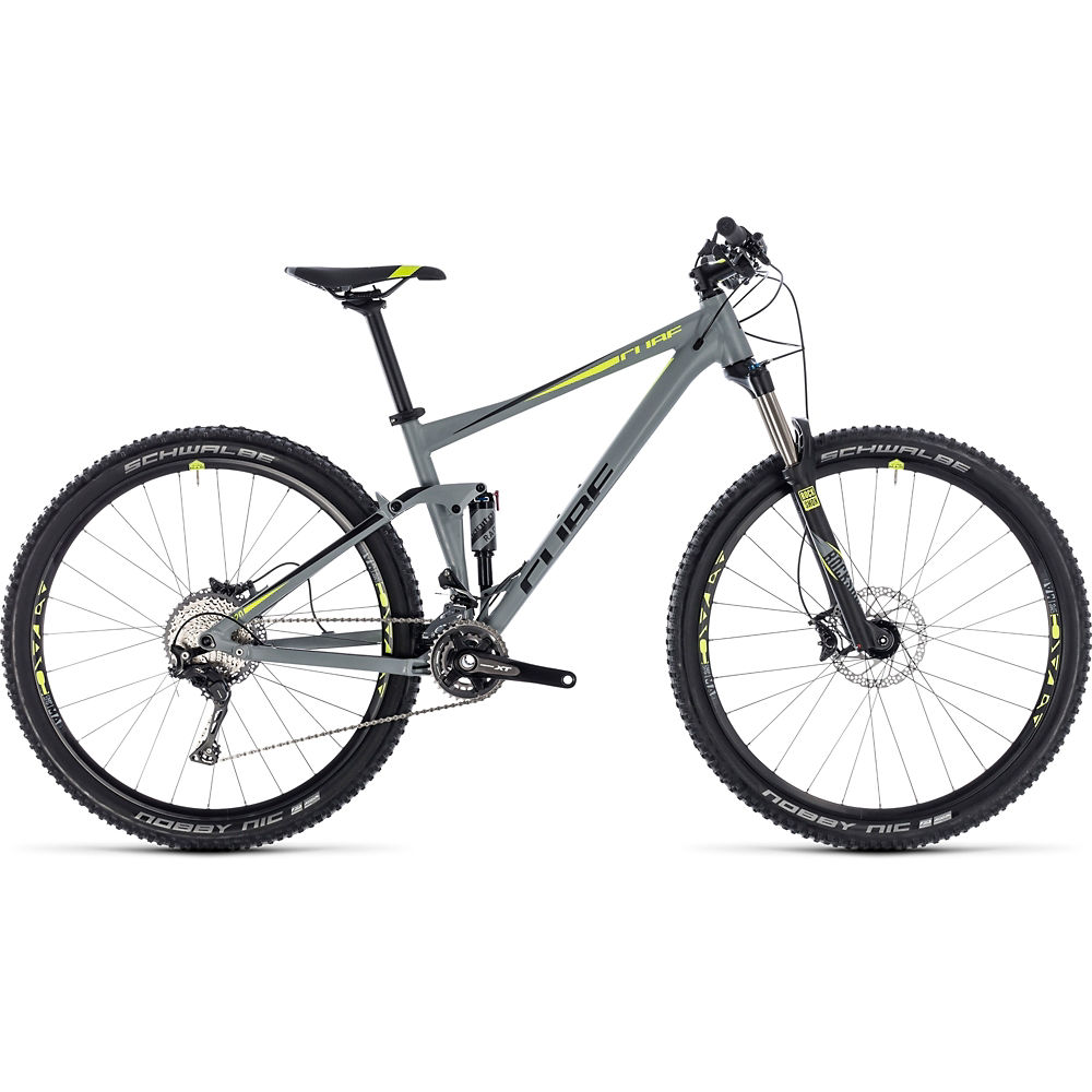 Cube Stereo 120 Pro 27.5 Suspension Bike 2018