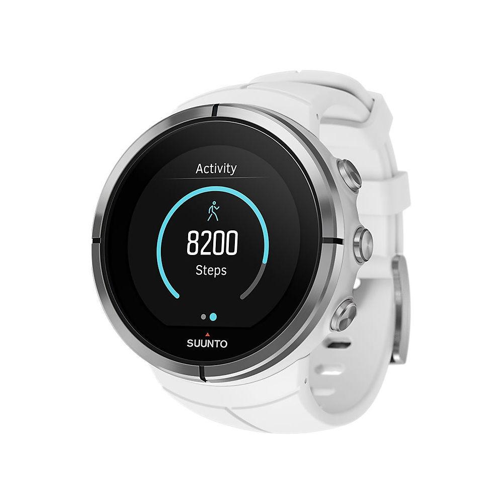 Montre GPS Suunto Spartan Ultra avec cardiofréquencemètre 2017 Blanc Chainreactioncycles