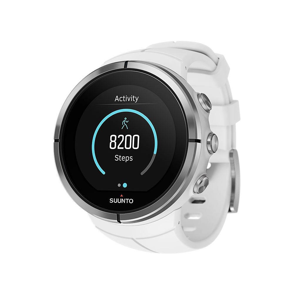 Reloj GPS Suunto Spartan Ultra - Blanco, Blanco