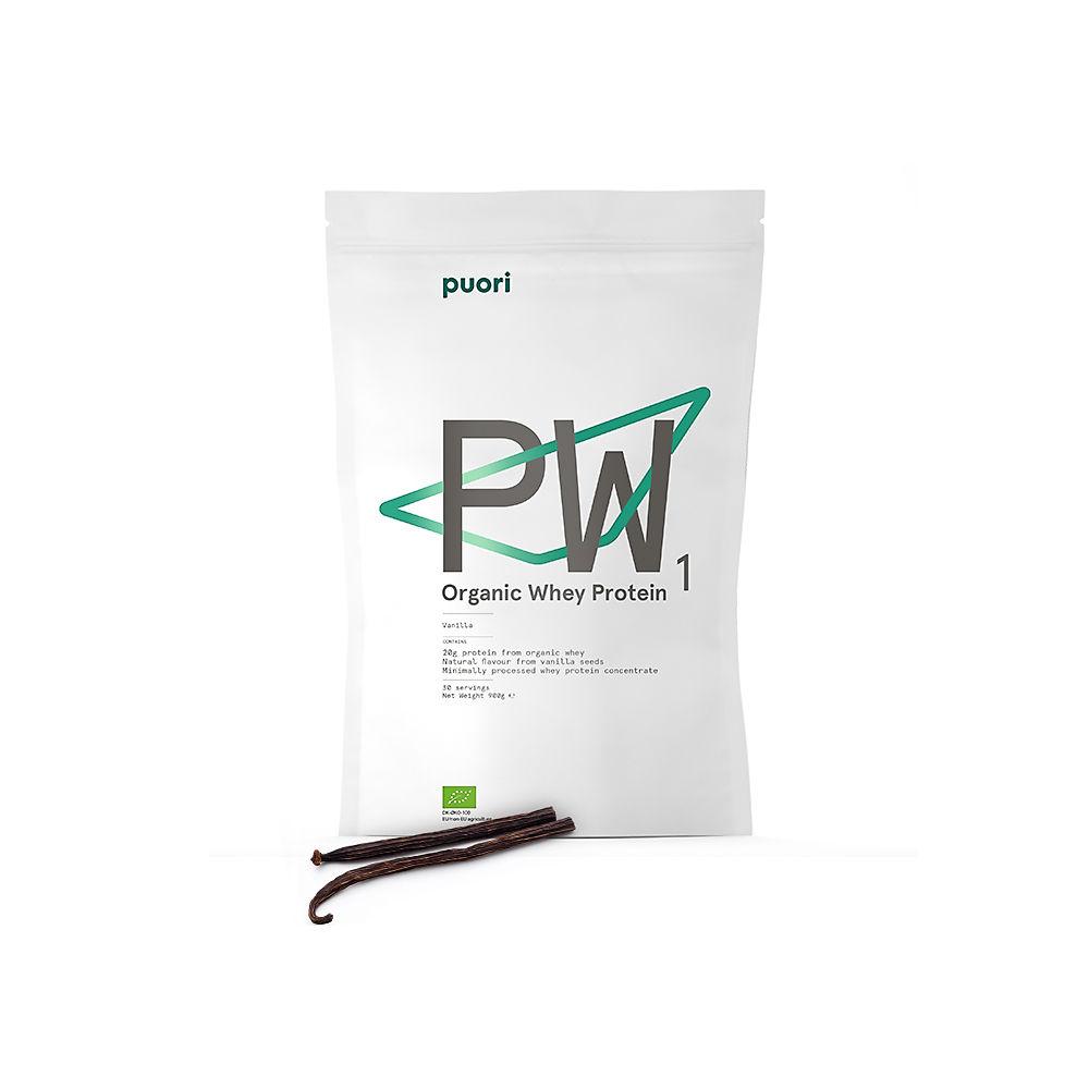 Puori Pw1 Organic Whey Protein - 900g