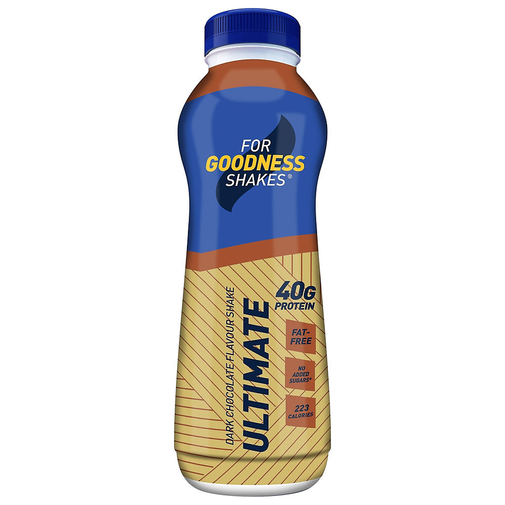 Image of Protéines Ultimate RTD For Goodness Shakes - 475ml, n/a