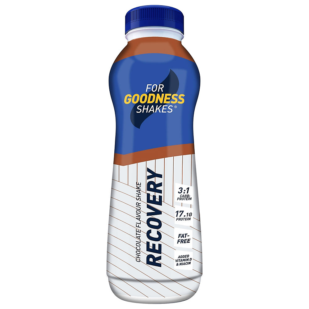 For Goodness Shakes Recovery Drink - 475ml