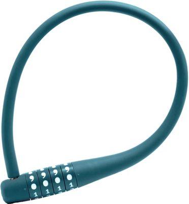 Candado de cable con combinación Knog Party