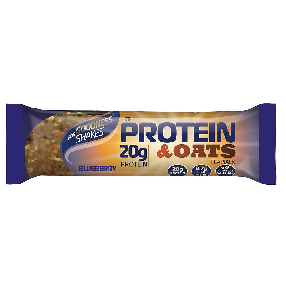 Image of Galettes protéinées For Goodness Shakes & Oats (12 x 75 g) - 12 x 75g, n/a