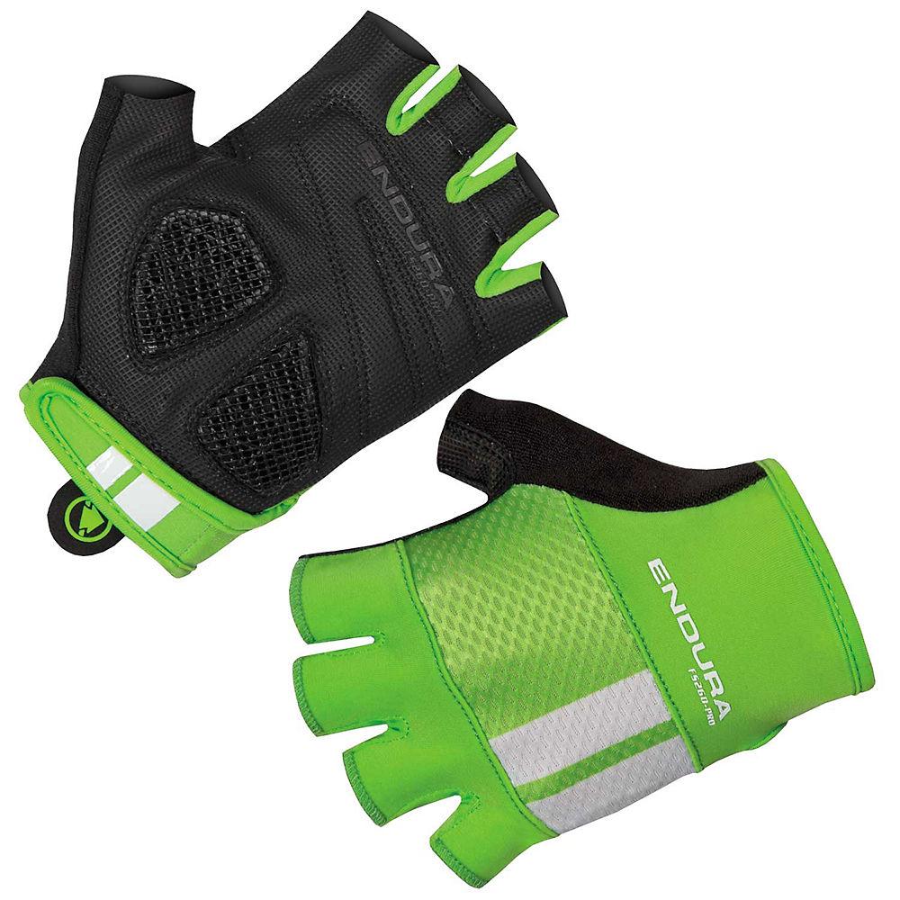 Endura Fs260-pro Aerogel Mitts - Hi-viz Green - Xs  Hi-viz Green