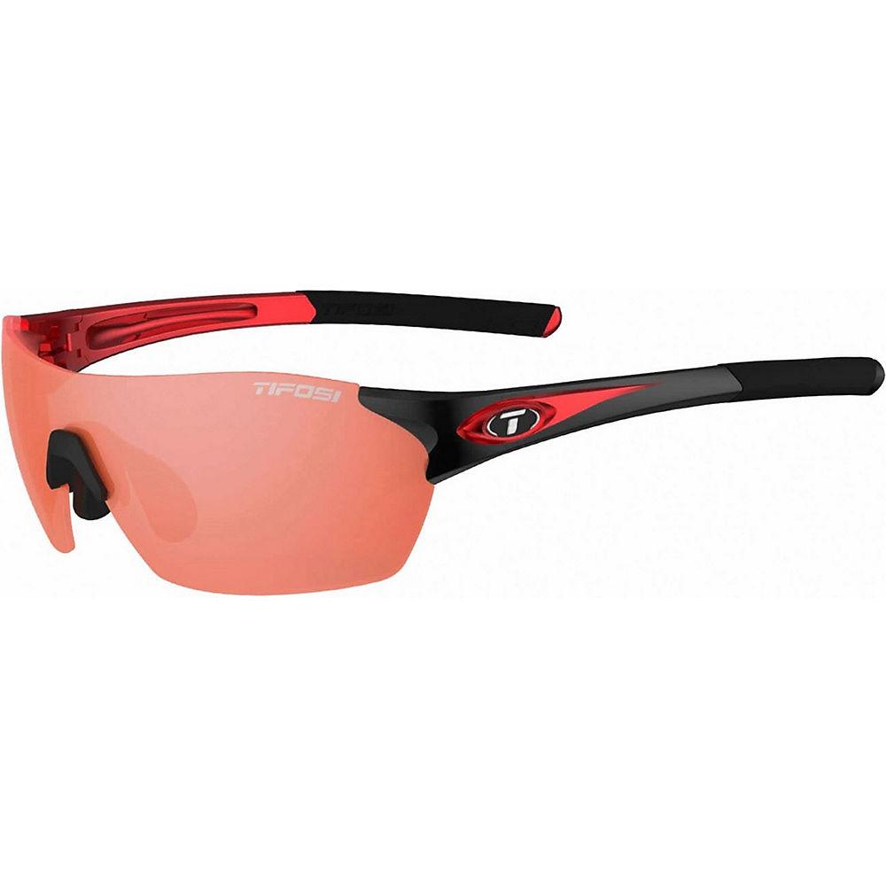 Image of Lunettes de soleil Tifosi Eyewear Brixen (verre rouge Fototec) 2018 - Race Red