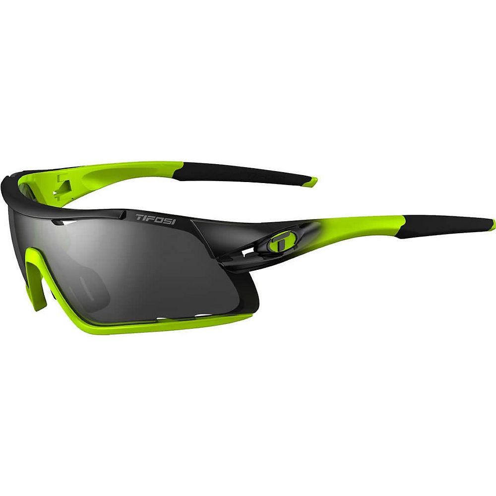 Image of Lunettes de soleil Tifosi Eyewear Davos 2018 - Race Neon, Race Neon