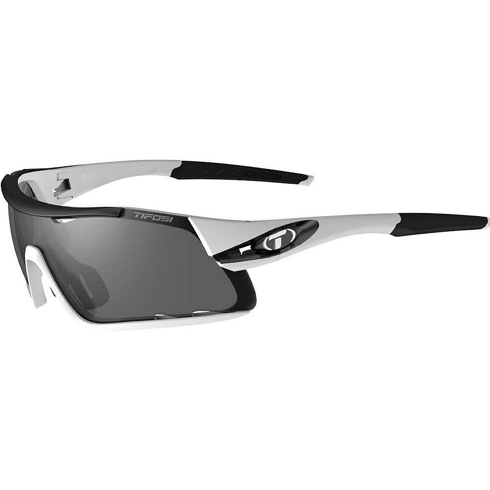 Image of Lunettes de soleil Tifosi Eyewear Davos 2018 - Blanc-Noir, Blanc-Noir