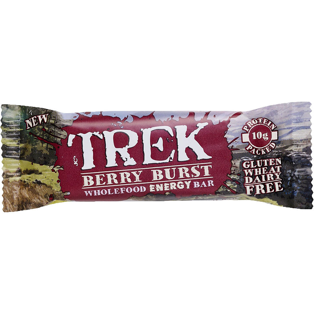 Image of Barres Protéines TREK 16 x 55 g